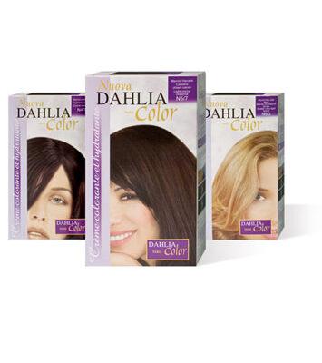 Dahlia Shampoo Color
